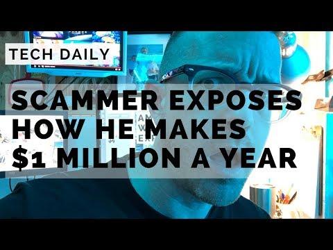 Million Dollar per Year Electric Company MoneyGram Scam