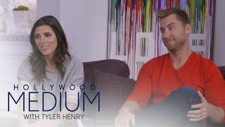 Tyler Henry Connects to Jamie-Lynn Sigler