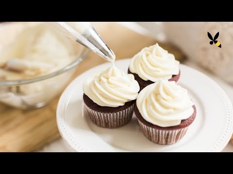 Cream Cheese Frosting Recipe - HoneysuckleCatering