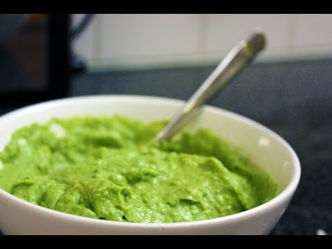 Lifehack to pick the perfect avocado (and to make a delicious guacamole)