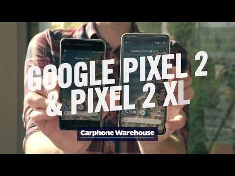 Google Pixel 2 & Pixel 2 XL: first look