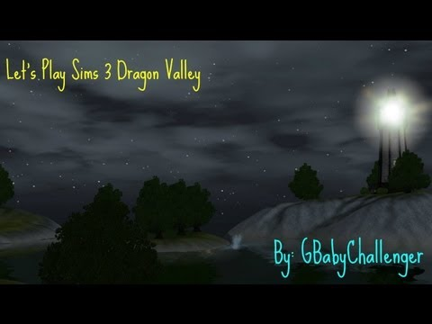 Lets Play The Sims 3:Dragon Valley part 9: Gardening and Career's!