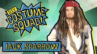 Make Your Own Captain Jack Sparrow - DIY Costume Squad