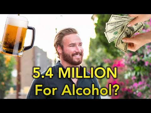 $5.4 Million For An Alcohol Business?? | Entrepreneur News