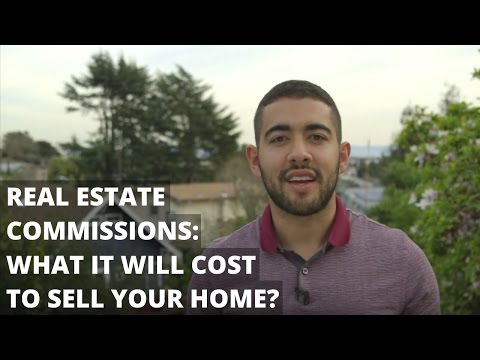 Real Estate Commissions: What will it cost to sell your home?