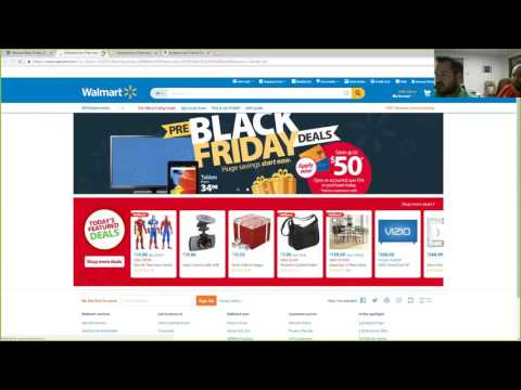 Last minute Q4 and black Friday tips for retail arbitrage - 2016