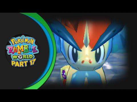Pokémon Rumble World Walkthrough: Part 17 - The Fresh Prince Of Unova! [HD]