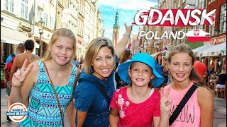 Gdansk Poland Travel Guide - A Beautiful City You'll Fall In Love With | 90+ Countries with 3 Kids