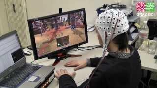 Graz-BCI Game Controller - World of Warcraft Mindcontrolled