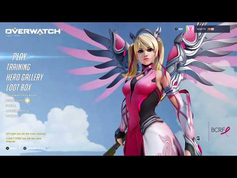 Overwatch OE BCRF 2018 Opening 6 Loot Boxes