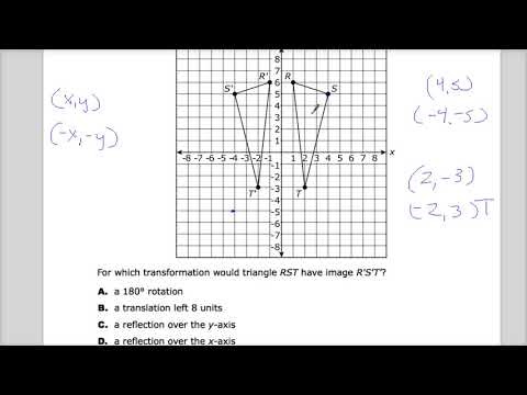 Question 1 -  Geometry  - TNReady Practice Test