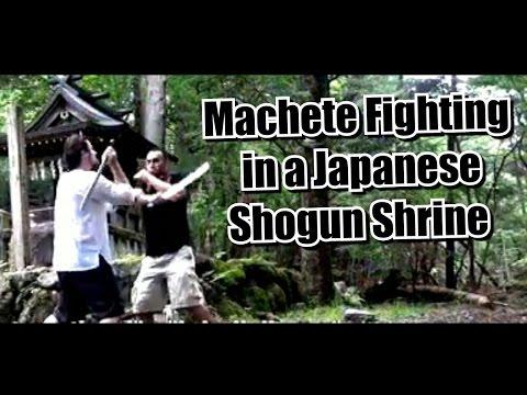 Xxx Mp4 Raw Silat Machete Training Nikko 39 S Toshogu Shogun Shrine In Japan 3gp Sex
