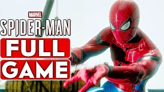 Download SPIDER MAN PS4 Gameplay Walkthrough Part 1 FULL GAME [1080p HD PS4 PRO] No Commentary SPIDERMAN PS4 Video