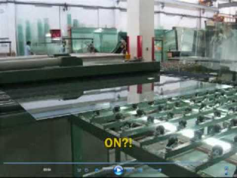 how tempered glass is made