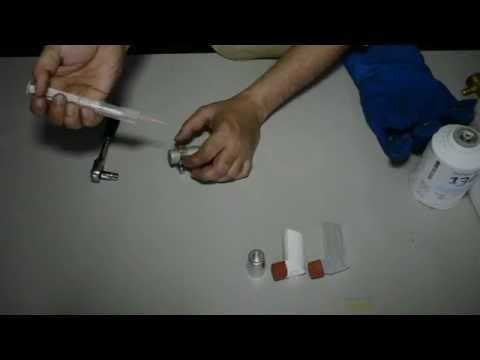 How to Fill an Inhaler