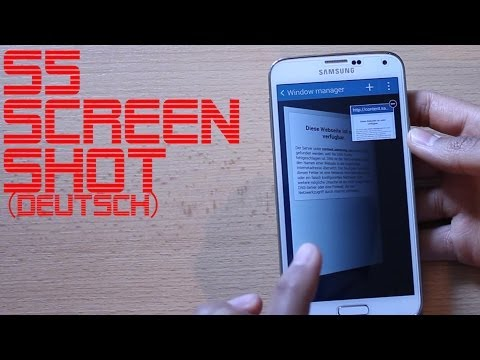 Samsung Galaxy S5 Screenshot Machen Deutsch