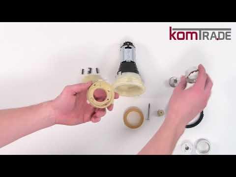 Miele CM6xxx Mahlscheiben (Mahlring/Mahlkegel) ersetzen-justieren-tauschen Reparaturanleitung