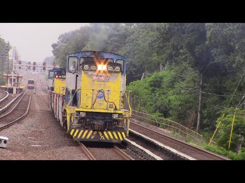 LIRR: Friday Summer Rush Hour at Floral Park