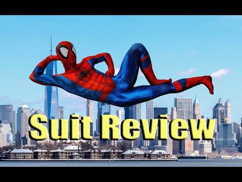 Best Classic Spider-Man Suit Unboxing