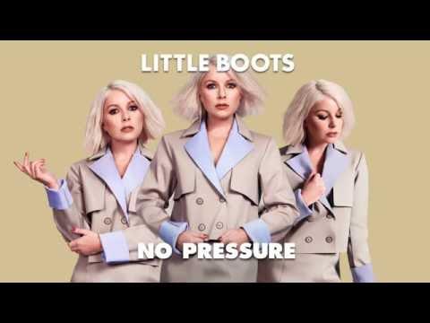 Little Boots - No Pressure (Audio) I Dim Mak Records