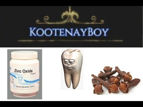 Cure a toothache at home fast easy cheap no drilling or dentist