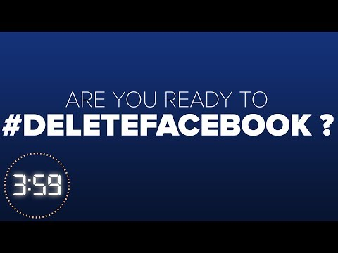 Have you deleted your Facebook? The pros and cons (The 3:59, Ep. 373)