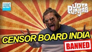 Udta Punjab Spoof: Censor Board ban Udta Punjab     controversy spoof