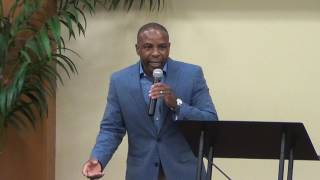 Bishop Clark ~ Gaining Traction/taking Better Action