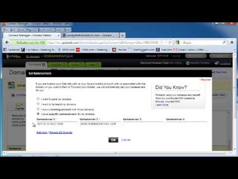 How to Change DNS and Redirect Domains