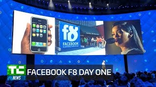 F8 recap: new Camera Effects and Messenger updates