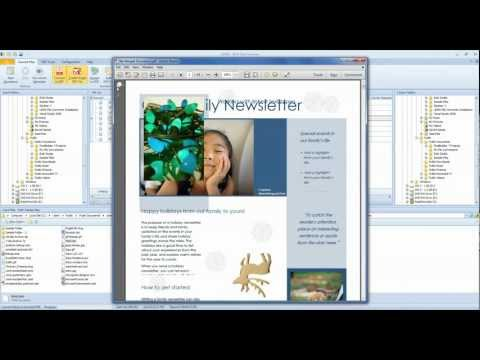 Merge Multiple Files Into a Single PDF