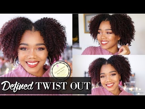 ANOTHER BOMB TWIST OUT! | KINKY TRESSES