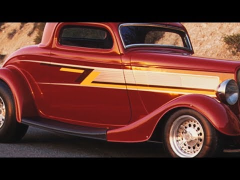 How ZZ Top's Billy Gibbons' Desire For A Hot Rod Turned Into An Iconic Car