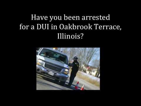 Oakbrook Terrace DUI Attorney