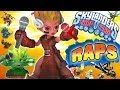 Skylanders Raps The Trap Team Introduction Music Video Song