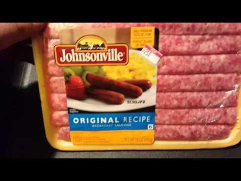 Johnsonville  breakfast sausage links