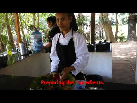 Cambodia Travel Part 12: Cooking Cambodian Food