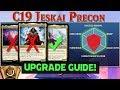 Jeskai Flashback Precon Upgrade Guide I C19 I The Command Zone 283 I Magic The Gathering EDH