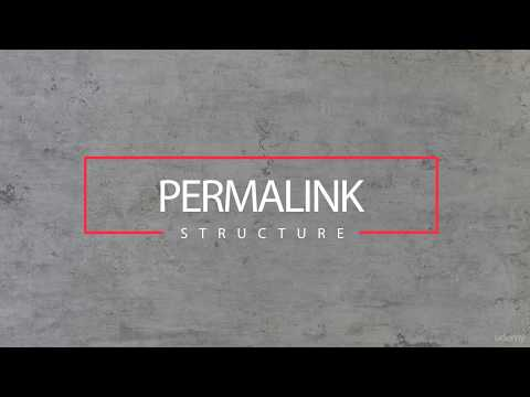 How To Do WordPress Permalink Structure for SEO - the best Wordpress Permalink Structure for SEO