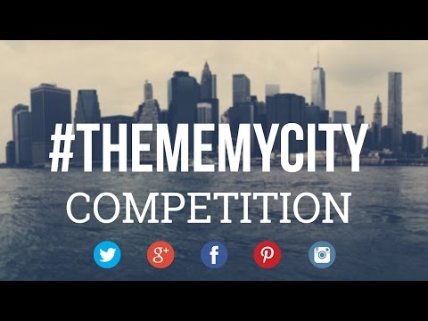 #thememycity - Themer Competition!