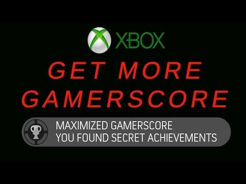 Maximize Your Xbox Gamerscore (Unlock Secret Achievements and Complete More Games) Xbox One