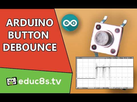 Arduino Button Debounce Tutorial