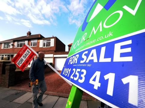 The £29billion Collapse - House Prices Fall In Every Single Part Of Britain In 2017 Except Wales