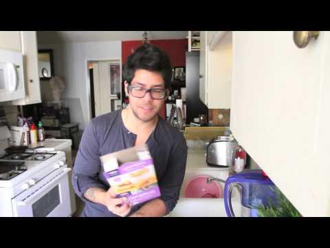 Homemade Cinnamon Toast Crunch with Ian