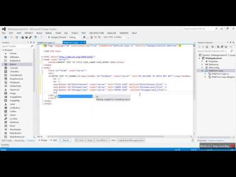 CONVERT TEXT INTO TITLE CASE ,LOWER CASE,UPPERCASE IN ASP.NET C#