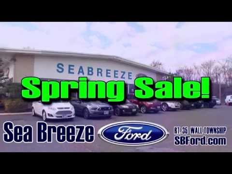 SeaBreeze Ford Spring Sales Event