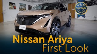 2021 Nissan Ariya | First Look