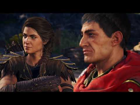 Assassin's Creed Odyssey Gameplay Episode 2