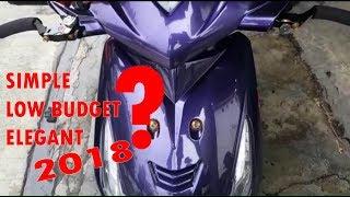 Modifikasi Honda Beat Karbu Baby Look Velg Racing 1