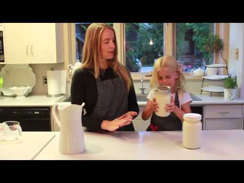 Super Simple Raw Yogurt